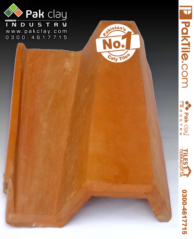 1 Pak Clay Natural Terracotta Bricks Ceramic Khaprail Roof Tiles Prices in Pakistan