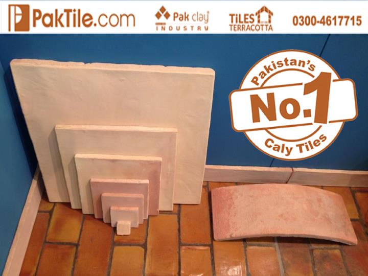 Pak Clay 3d Floor Look Exterior and Interior Terracotta Flooring Tiles Materials in Pakistan Images