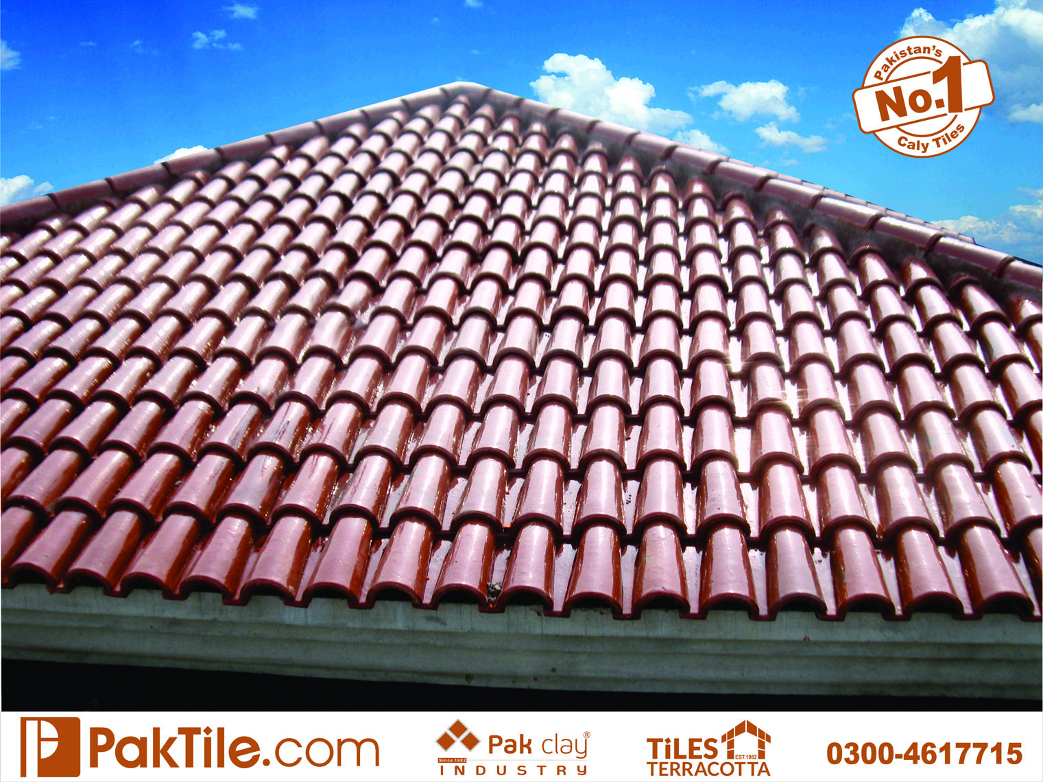 Terracotta glazed clay khaprail tiles manufacturer roof tiles prices in pakistan images