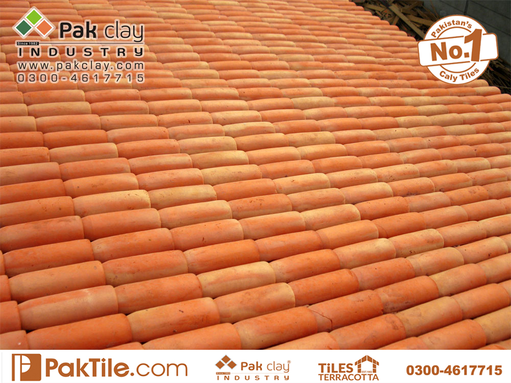 11 Pak clay industry no 1 quality roofing tiles khaprail tiles roof terrace roof floor tiles rates list images