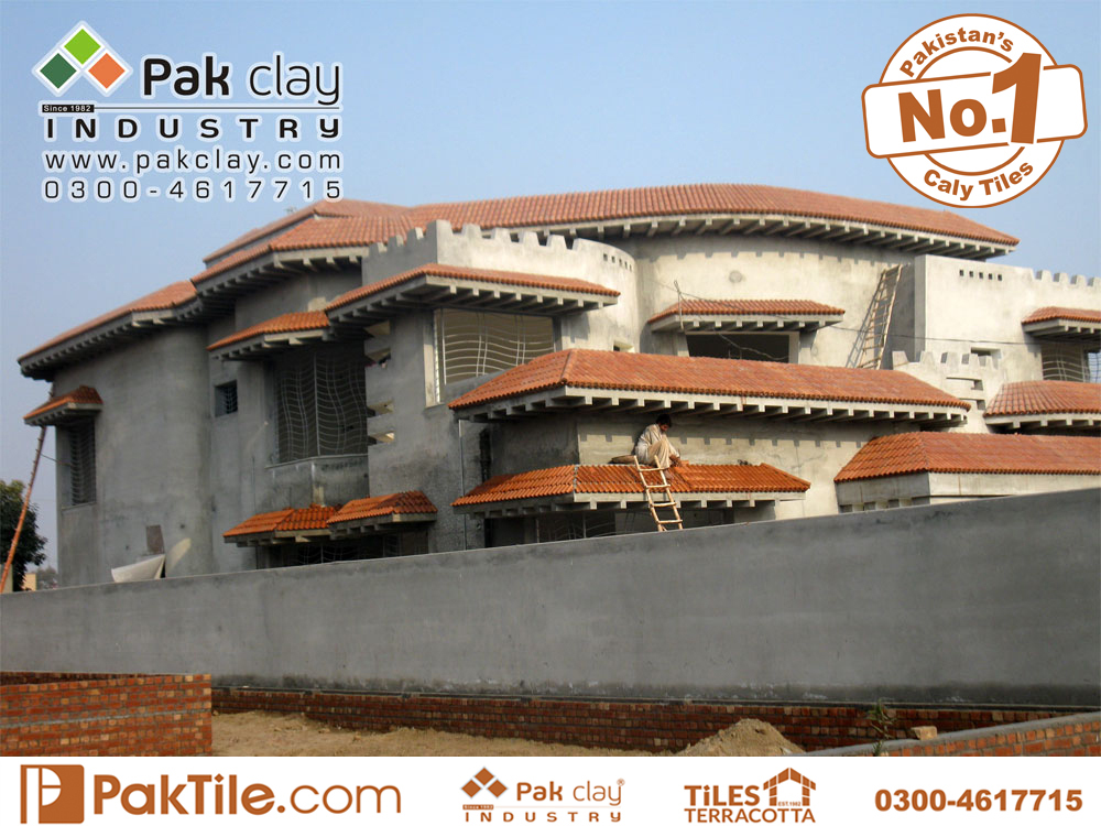 23 Pak clay roof tiles prices in pakistan balcony terrace tiles design terracotta roof tiles rates images
