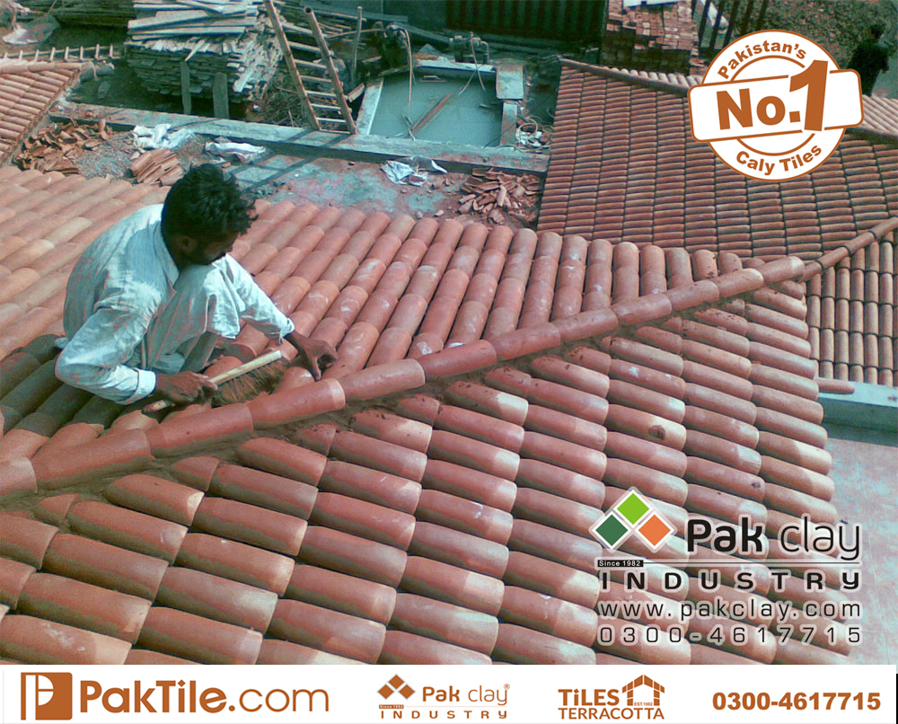 29 Khaprail Tiles masson avalible for fixing installation pak clay industry khaprail tiles roof tiles prices images of terrace design brick roof tiles pakistan