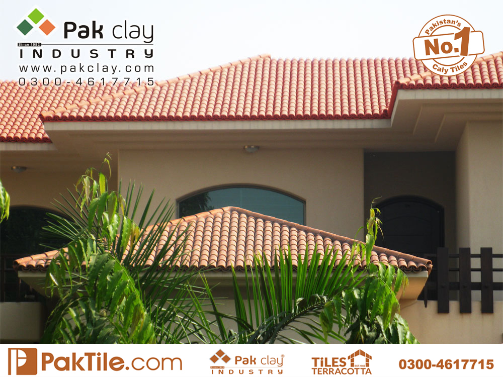 5 Pak clay mud khaprail tiles roofing tiles design ceramic tiles price in lahore pakistan images