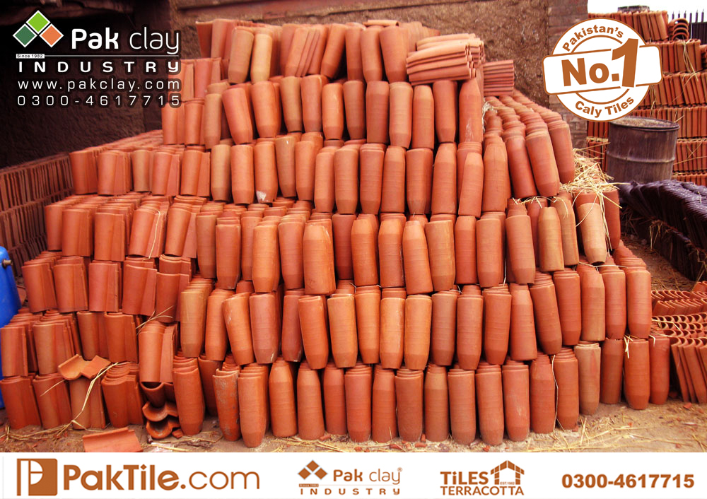 6 Pak clay glazed colors khaprail tiles in lahore import tiles from iran terracotta tiles images
