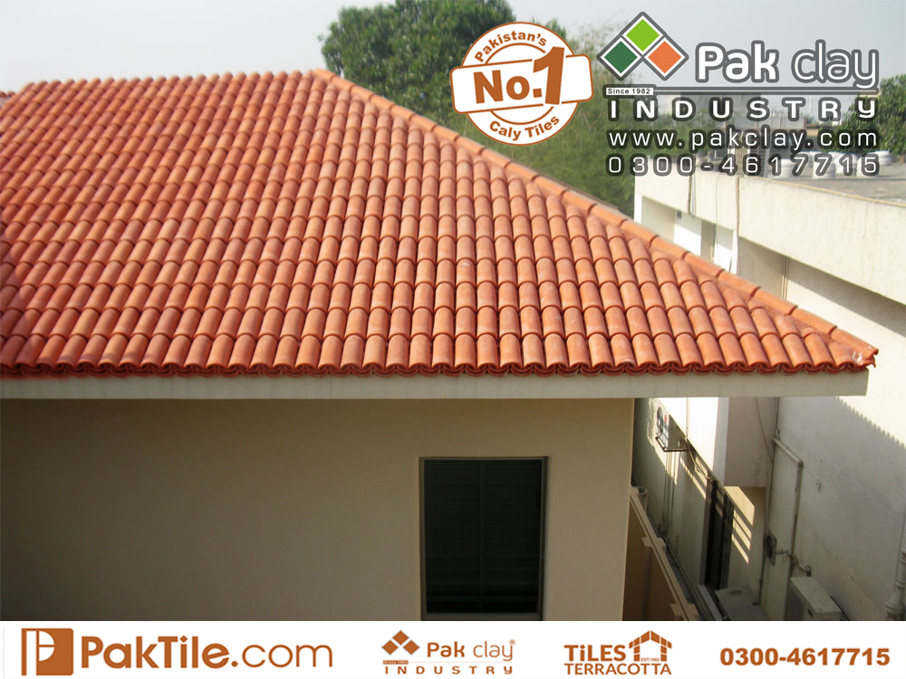 6 Pak clay khaprail tiles rates in pakistan terracotta roof tiles design roof shingles images