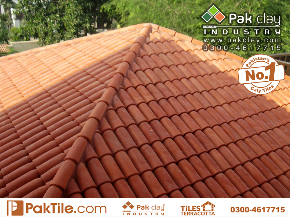 7 Pak clay roofing tiles pictures gallery khaprail roof tiles calculator price in pakistan images