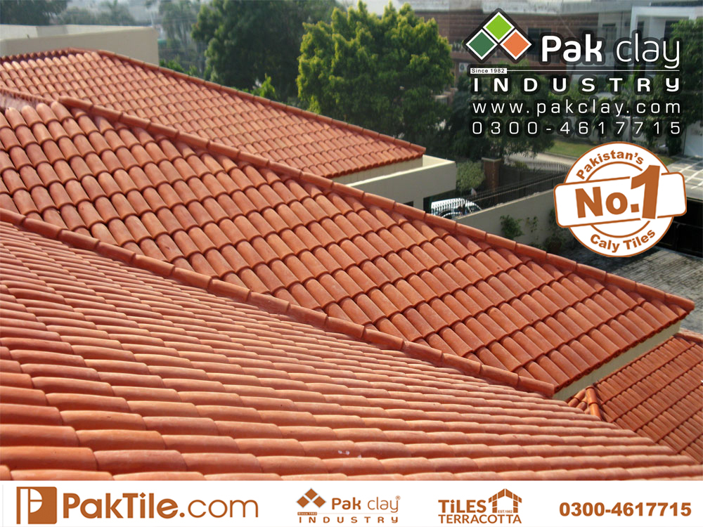 Barrel 11″ Khaprail Tiles – Terracotta Tiles Pakistan