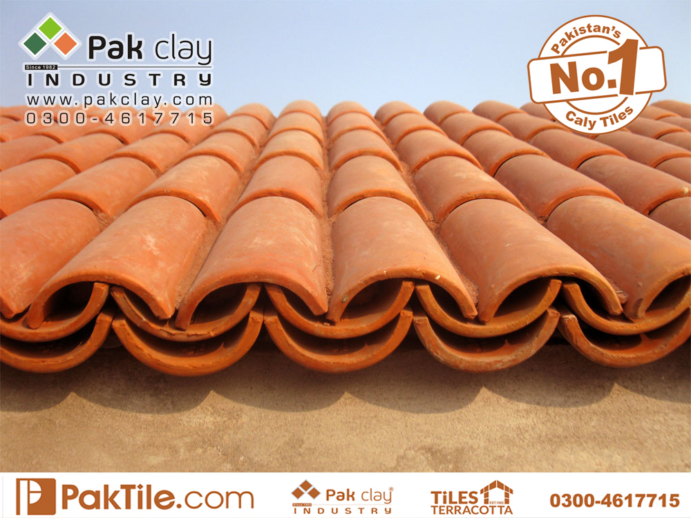 Natural terracotta roof tile size the largest online supplier of roof tiles in the pakistan