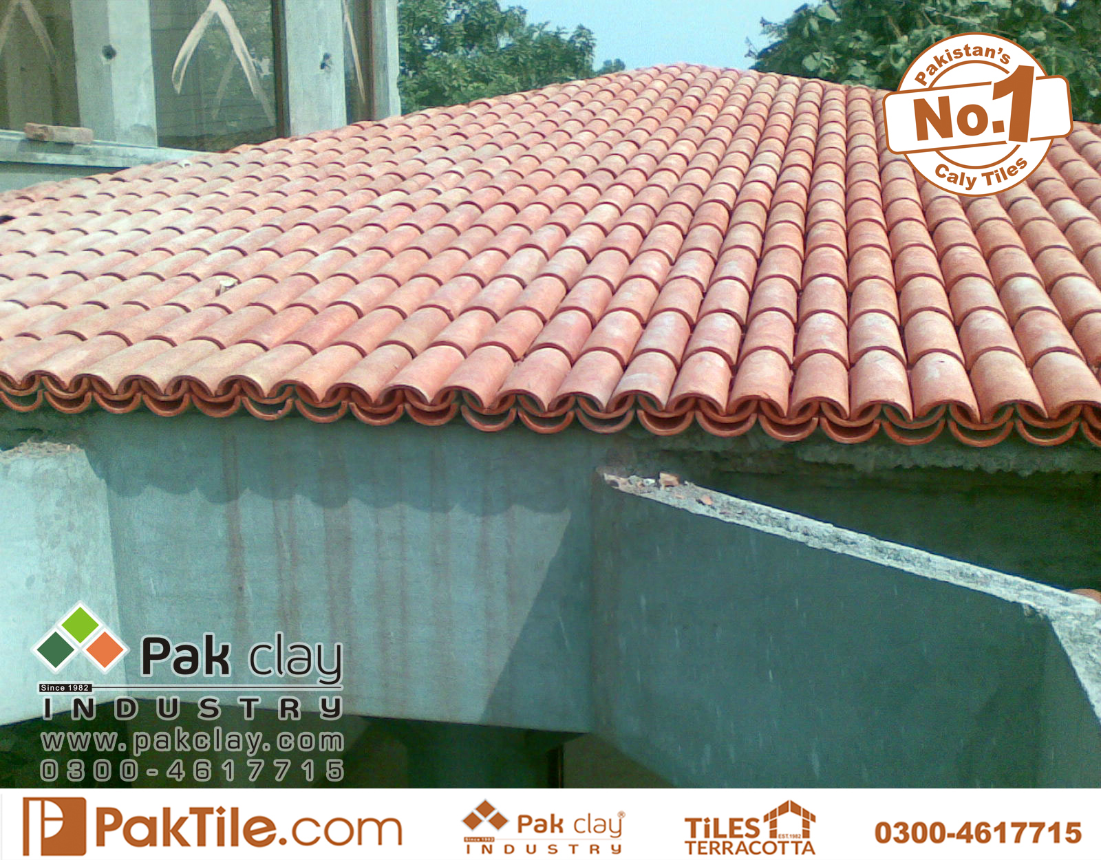 Pak clay khaprail tiles design flat clay roof tile installation terracotta tiles for sale near me lahore