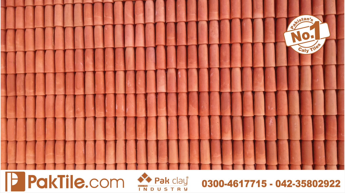 Barrel 9 Khaprail Tile Terracotta Tiles Pakistan