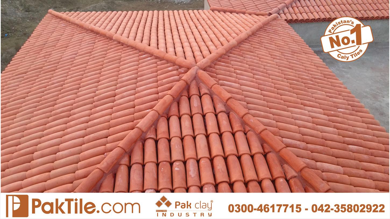 15 Pak clay khaprail design terracotta tiles factory rates best quality roof tiles design in lahore images