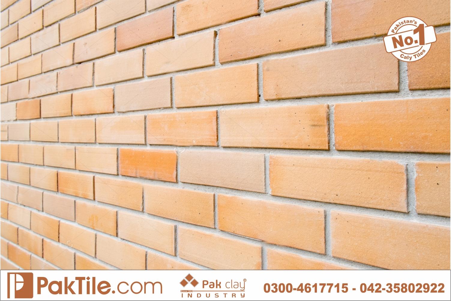 16 Terracotta brick tiles bricks wall tiles brick wall tiles brick tiles design images
