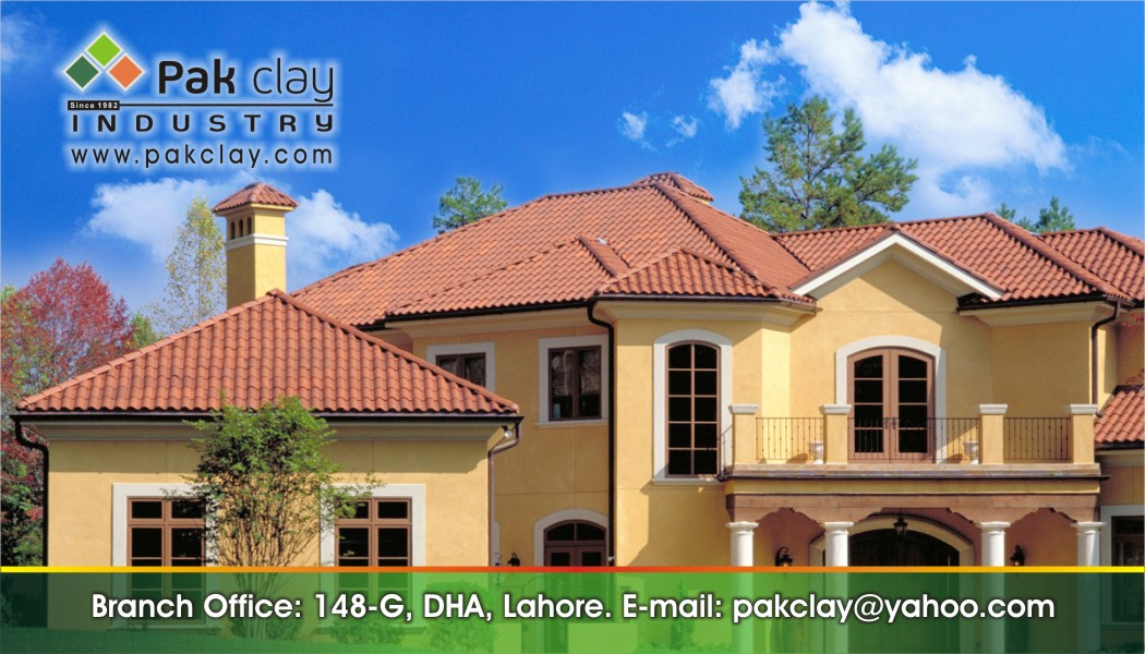 2 Pak clay a 1 quality khaprail tiles in pakistan bricks roof tiles terracotta roofing tiles images