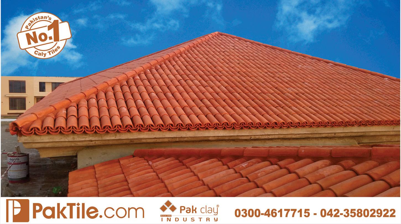 6 Pak clay buy online shop terracotta tiles khaprail price roofing tiles roof tiles design in pakistan images