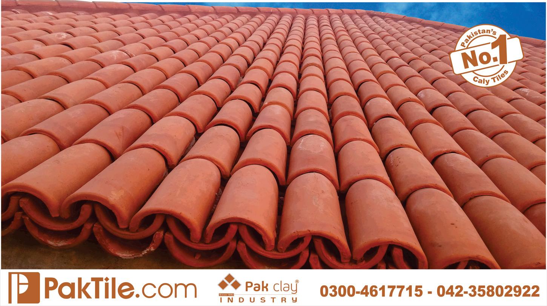 7 Pak clay terracotta tiles khaprail tiles manufacturer roof tiles roofing tiles textures photos