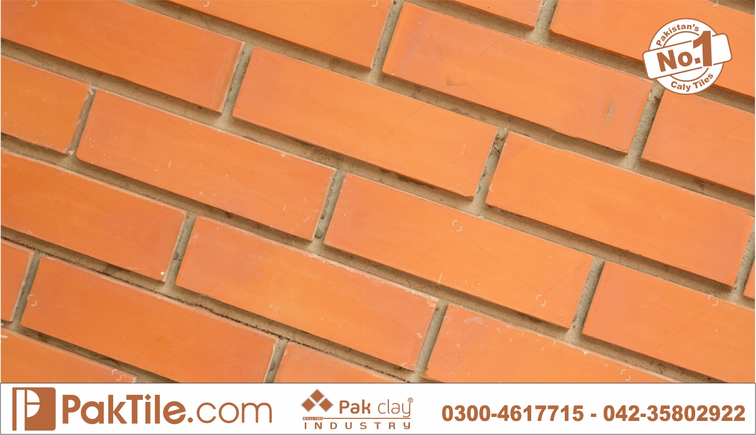 9 Pak clay front wall facing red brick tiles in pakistan images