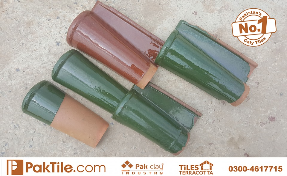 01 Pak Clay Industry Khaprail tiles textures best glazed color roof tiles in pakistan images.