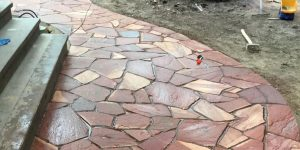 Natural Stone Floor Tiles Design and Price in Pakistan