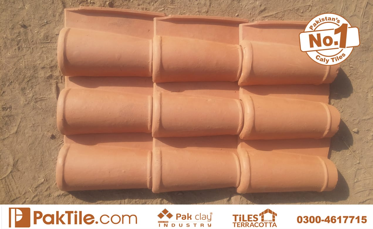 natural clay khaprail tiles industry