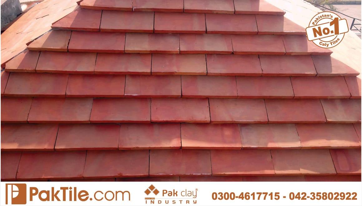 pink khaprail tiles