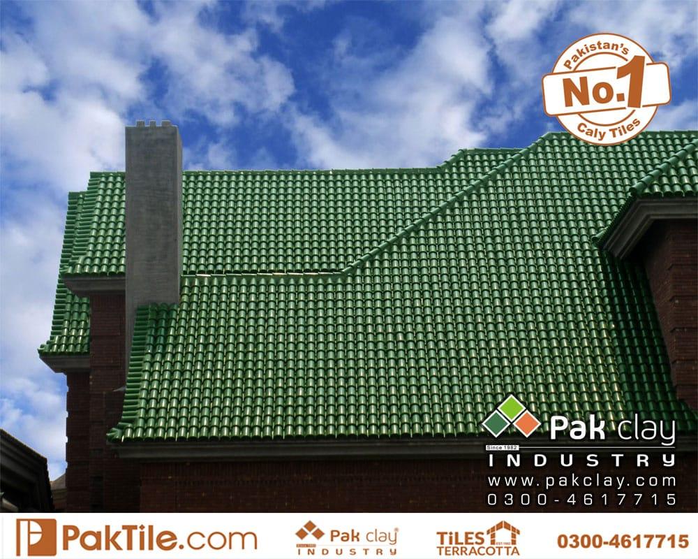 yellow khaprail tiles