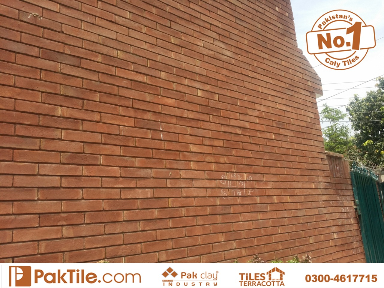 terracotta cladding tiles