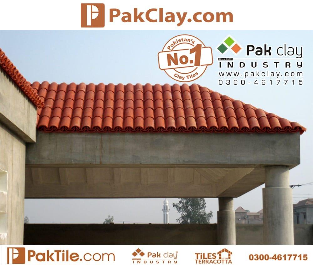 Terracotta Khaprail Tiles in Islamabad