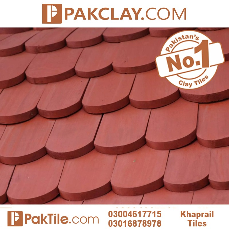 All kind of khaprail tiles available