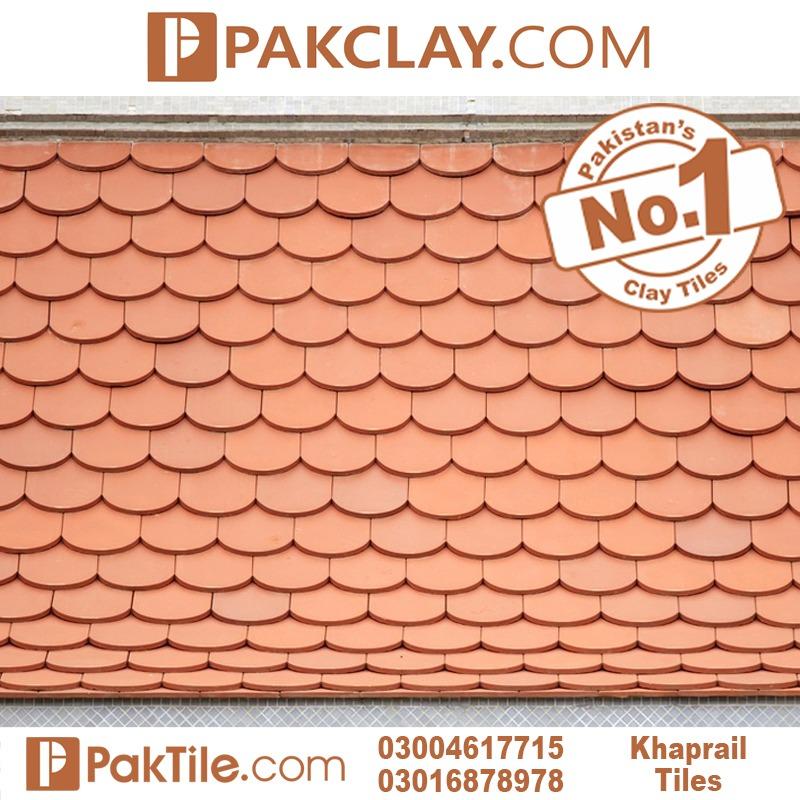 Red Color khaprail Ki Design